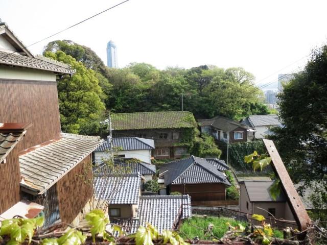 【遠景】長崎中央町
